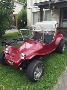 1968 VW T bucket dune buggy