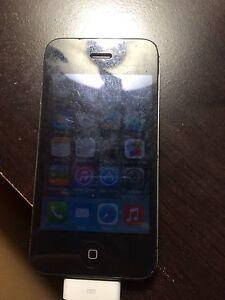 Unlocked iPhone 4 8gb