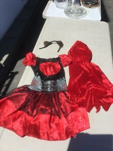 Lot de 5 costumes d'Halloween pour enfants