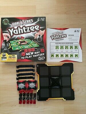 Yahtzee World Series Of.... Electronic Dice Board Game Hasbro Age 8+ 2-4 Players for sale  Shipping to Ireland