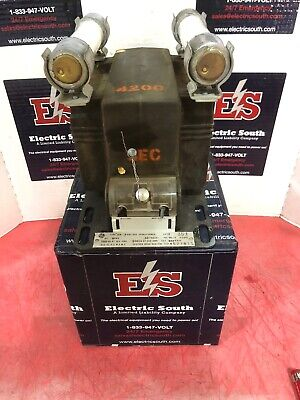 General Electric Type Jvm Potential Transformer 643x94 3 Amp 4200 Volt Prim