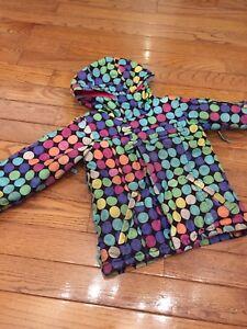 Manteau d'hiver en duvet Burton 5-6 ans