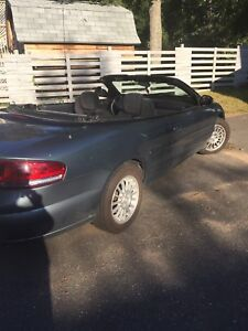 Convertible Chrysler Sebring