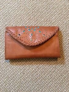Leather wallet clutch Manning South Perth Area Preview