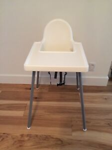 High chair $20