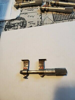 Starrett No. 701 1.5-2.5 Inside Groove Micrometer