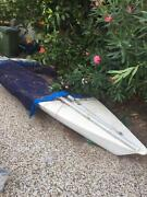 Laser sailing dinghy . Full rig . Minyama Maroochydore Area Preview