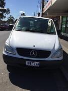 2007 Mercedes-Benz Vito Melbourne CBD Melbourne City Preview