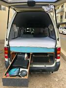 Toyota Hiace Campervan 1999 for HIRE NOW! Cronulla Sutherland Area Preview