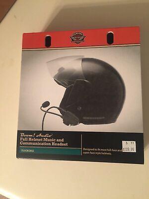 Harley Davidson Ultra Premium Stereo Headset  New !!!!