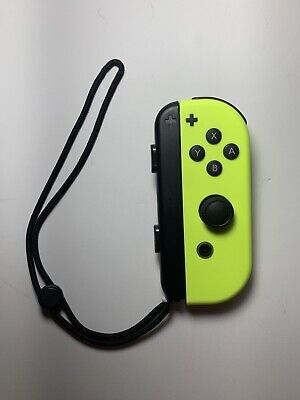(LIMITED EDITION) Nintendo - Joy-Con (Right) for Nintendo Switch - Yellow (RARE)