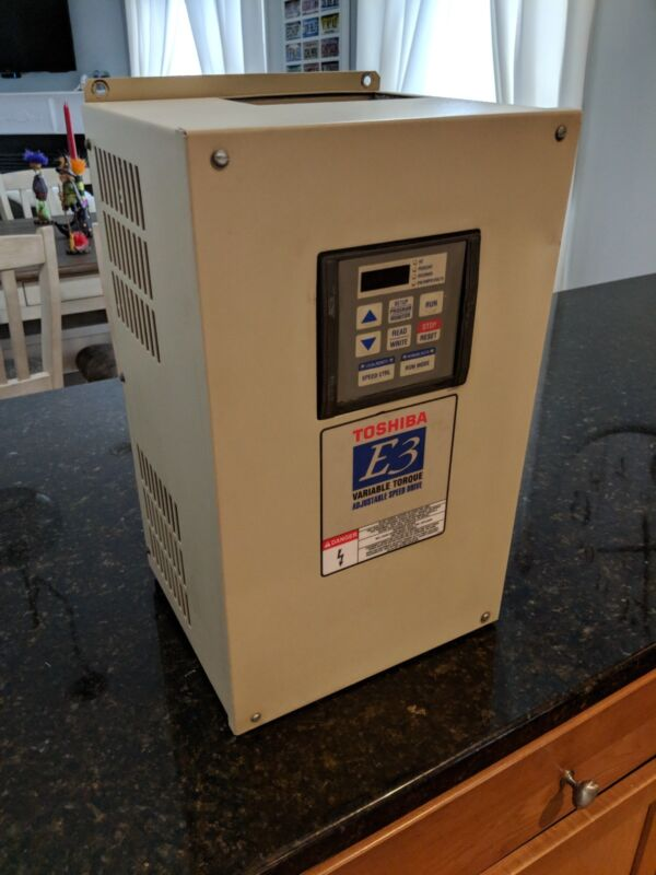 Toshiba E3 Variable Torque Adjustable Speed Drive
