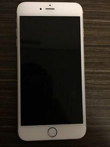 Unlocked iPhone 6Plus 128GB Gold with 2 cases