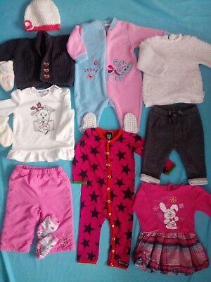Kinder Baby Kleidungspaket Madchen 68 Frühling (Babys Frühling Kleidung)