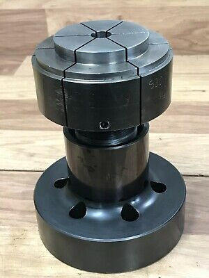 Ats Id Expanding Mandrel Cnc Workholding System 5 Collet W A2-6 Mount