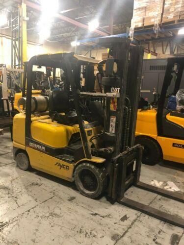 Caterpillar 6000 Lp Forklift