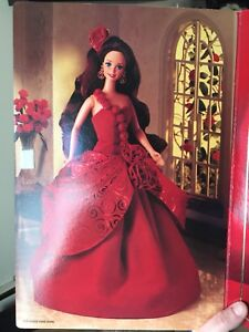 Collectible Barbie- Radiant Rose Barbie(1996)