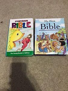 Beginner Bibles