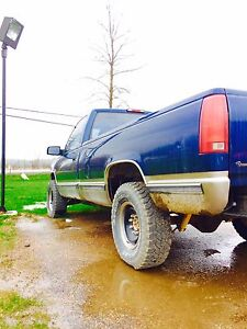 Chevrolet 2500 project