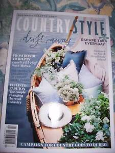 Country Style February 2017  New magazine  (RRP $7.99) Oak Flats Shellharbour Area Preview