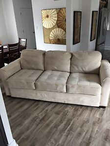 Couch and Chair La-Z-Boy Microsuede