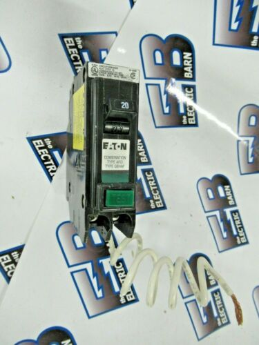 EATON / CH QBHCAF1020, 20A 120V 1P 22K COMBO AFCI, Circuit Breaker WARRANTY