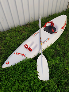 Raider surf ski Yeronga Brisbane South West Preview