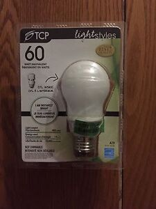 TCP 60 watt light bulbs