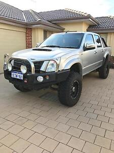 2008 Holden rodeo LT High Wycombe Kalamunda Area Preview