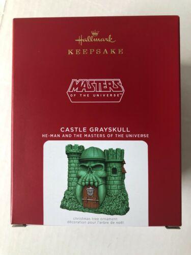 Hallmark Keepsake 2021 He-Man Masters Of The Universe Castle Grayskull Ornament