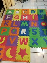 Alphabet Foam Floor Puzzle Ourimbah Wyong Area Preview