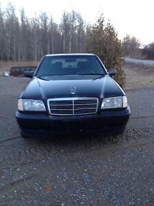 Parting out 1998 Mercedes c280