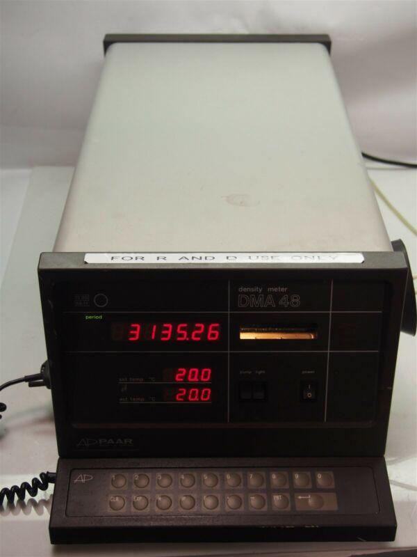 Anton Paar DMA 48 Density Specific Gravity Concentration Meter