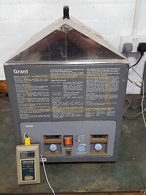 Grant Ss40-2 Heating Shaking Lab Water Bath Shaker Heater 100c