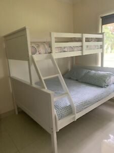 Bunk beds plus mattress