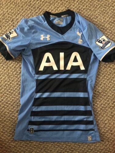 Tottenham Hotspurs Under Armour Soccer Football Jersey SMALL