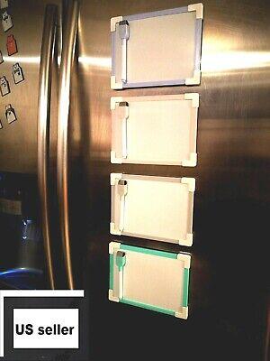 Dry Wipe Erase Magnetic Refrigerator White Board Marker Pen Home Office Fridge