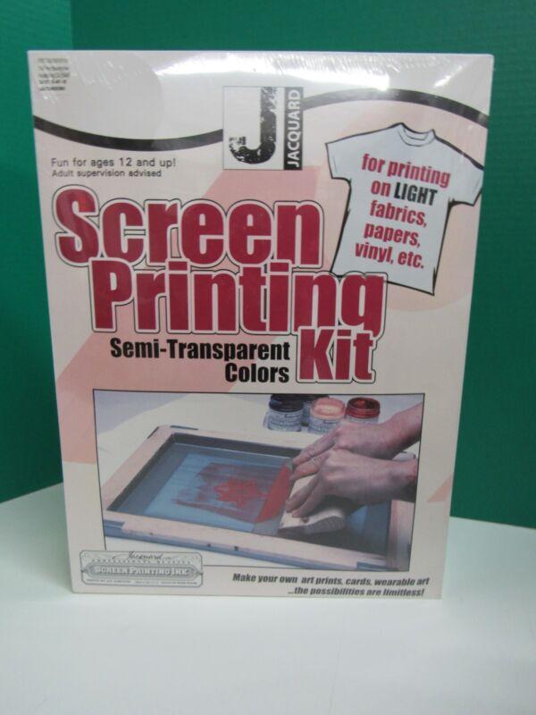Screen Printing Kit for light Colors #JSI9000