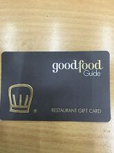 Good Food Guide Voucher $50 - CHEAP NOW $35!! Bolwarra Maitland Area Preview