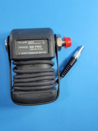 Fluke 700P27 300PSIG Pressure Module, Excellent Condition