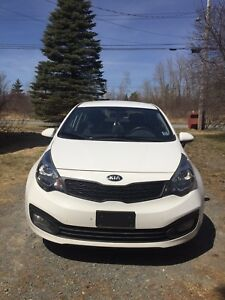 2013 Kia Rio sedan *REDUCED*