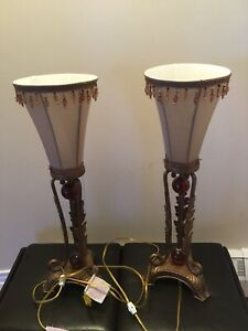 Pair of lamps for sale