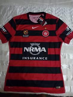 Western Sydney Wanderers Jersey (BNWT)