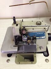 SINGER 842- Industrial Overlocker sewing machine Forest Lake Brisbane South West Preview