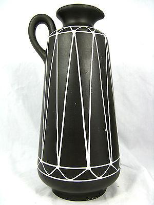 Rare 50´s Herbert Reusch design Eckhardt & Engler Keramik pottery vase 4351 / 27