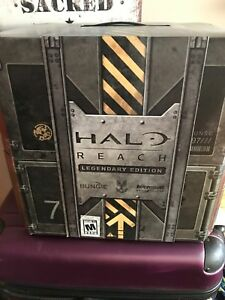 Unopened Halo reach legendary edition  (NO TRADES) OBO