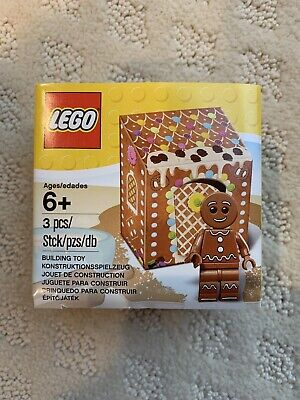 Lego 5005156 Christmas MIni Figure Gingerbread Man