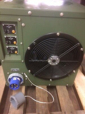 Hdt 30kw Load Bank 208v 3 Phase New Free Shipping