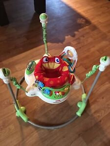 Fisher Price jumperoo swing bouncer
