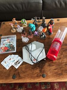 PS3 Disney Infinty Game, Portal & Figurines